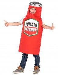 Costume da Ketchup per bambino