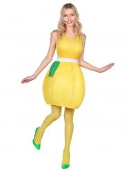 Costume da limone per donna