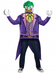 Costume Joker Lego™ per adulto