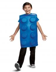 Costume costruzione Lego™ blu bambino
