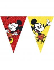Ghirlanda di bandierine Mickey™ retro