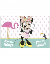 Tovaglia in plastica Minnie™ Tropicale