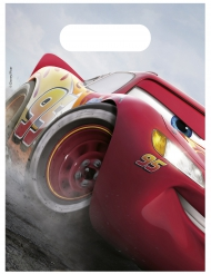 6 Buste regalo Cars 3™ Saetta MC Queen
