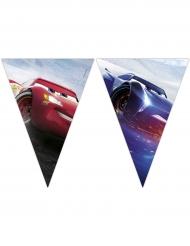 Ghirlanda con 9 festoni Cars 3™ 2,3 m