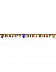 Ghirlanda Happy Birthday Cars 3™ 200 x 16 cm