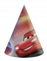 6 cappellini di carta Cars 3™