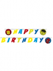 Ghirlanda Avengers™ Happy Birthday