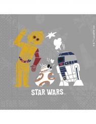 20 Tovaglioli di carta Star Wars™