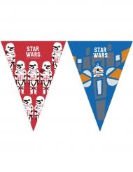 Ghirlanda 9 bandierine Star Wars Forces™