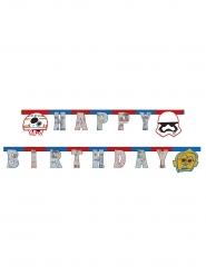 Ghirlanda Happy Birthday Star Wars Forces™