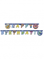 Ghirlanda Happy Birthday Super Wings™