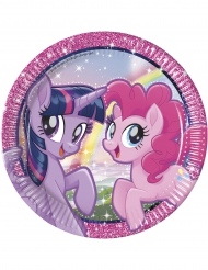 8 piatti di carta Pony & Friends™