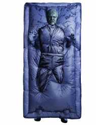 Costume gonfiabile Star Wars Han Solo™ Carbonite per adulto