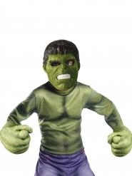 Kit maschera e guanti Hulk™ bambino