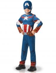 Costume Capitan America™ serie animata per bambino