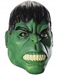 Maschera in lattice di Hulk™ per adulto