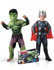 Cofanetto classico Hulk™ e Thor™ bambino