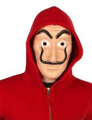 Maschera La casa di carta per adulto
