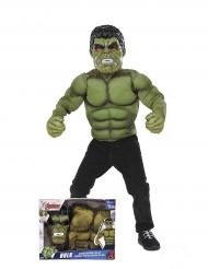 Costume da Hulk™ con maschera per bambino