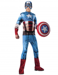 Costume classico Capitan America Avengers™ per bambino