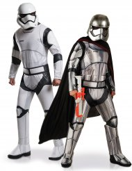 Costume di coppia Stormtrooper e Capitano Phasma Star Wars™
