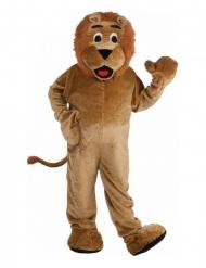 Mascotte leone adulto