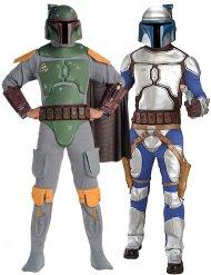 Costume di coppia Jango e Boba Fett Star Wars™