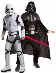 Costume di coppia Dart Fener e Stormtrooper - Star Wars™