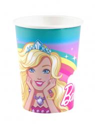 8 bicchieri di carta Barbi Dreamtopia™