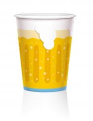 6 Bicchieri grandi pinta di birra