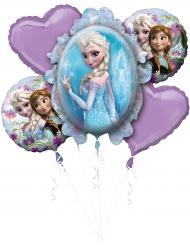 Bouquet di 5 alloncini Frozen- il Regno di ghiaccio™