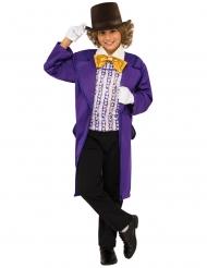 Costume da Willy Wonka™ e la fabbrica di cioccolato™ per Bambino