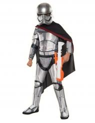 Costume deluxe da Capitan Phasma™ Star Wars™ per Bambino