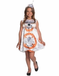 Costume vestito BB-8™ Star Wars™ per bambina
