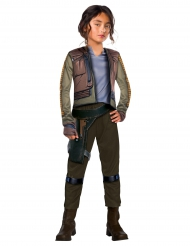 Costume deluxe Jyn Erso™ Star Wars Rouge One™ per bambina