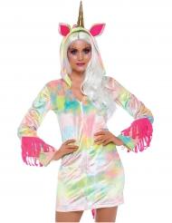Costume da unicorno magico per donna