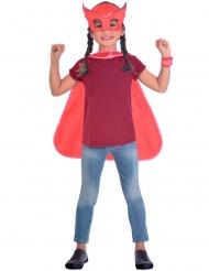 Maschera e mantello Gufetta Superpigiamini™ per bambino