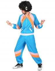 Costume tuta da ginnastica per uomo