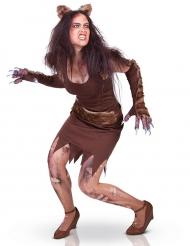 Costume da lupo mannaro sexy per donna