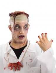 Collana con dita tagliate halloween