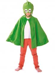 Mantello e maschera Geco Superpigiamini PJ Masks™ per bambini
