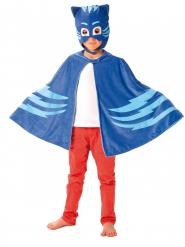 Maschera e mantello GattoboyPJ Masks™ per bambini