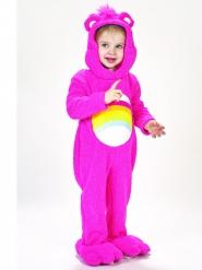 Costume Orsetti del cuore™ rosa per bambini