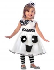 Costume da fantasma per bambina