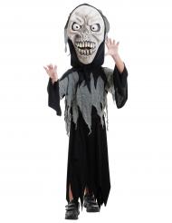 Costume da Morte dalla grossa testa per bambino