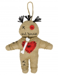Bambolina voodoo decorazione halloween