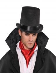 Foulard rosso da vampiro per uomo