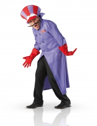 Costume Dick Dastardly™ Wacky Races™ per adulto