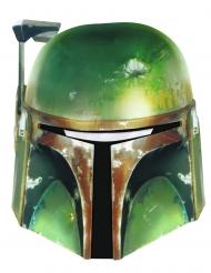 Maschera in cartone Boba Fett Star Wars™ adulto