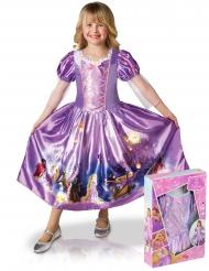 Costume cofanetto Superlusso Principessa Rapunzel™ per bambina